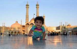traveling to iran with children