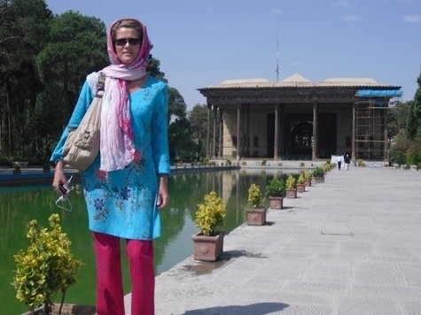 Iran for female travelers