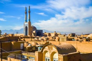 iran silk road tour